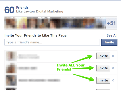 Facebook Business Page Likes