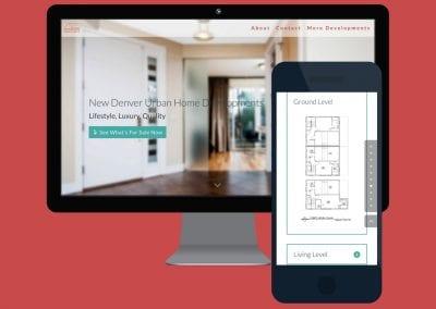 New Residential Developments Website