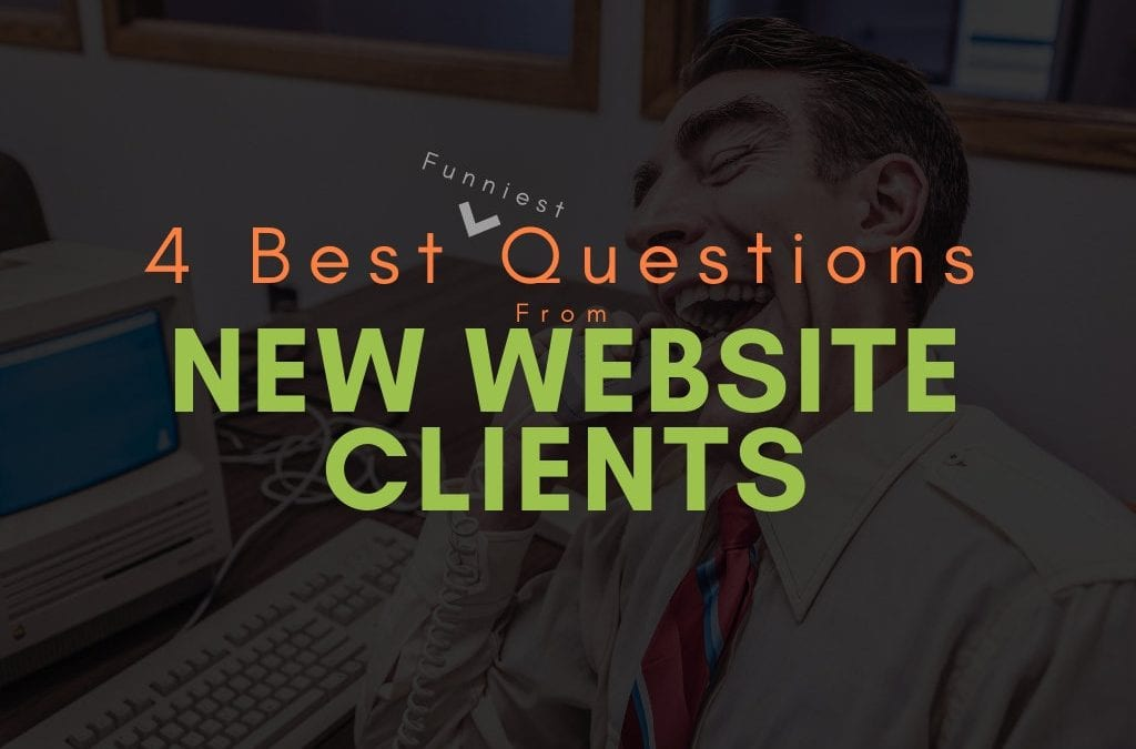 What happens if you get hit by a bus? And 3 more great client questions